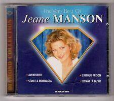 (GZ144) Jeane Manson, The Very Best Of Jeane Manson - 1995 CD