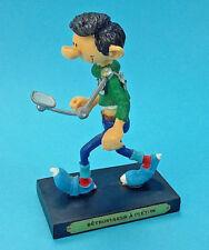 Gaston Lagaffe rétroviseur à piétons    Franquin 2004  figurine BD comic