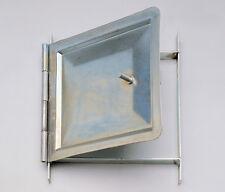 Sportello porta ispezione per canna fumaria in lamiera zincata FAEG cm. 17 x 19