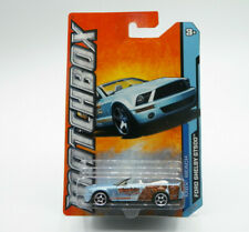 Matchbox MBX Beach Ford Shelby GT500 1:64 2011 New Free Shipping