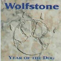 WOLFSTONE - YEAR OF THE DOG   CD NEW!