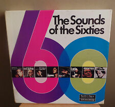 Vintage Reader's Digest THE SOUNDS of THE SIXTIES Boxed Set 9 Vinyl RECORDS Lp's