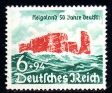 German Empire-third reich. 1940. wwii. michel .750 Helgoland. mnh ** deutsches reich