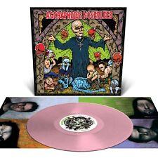 AGORAPHOBIC NOSEBLEED Altered States.. LP Pink Vinyl NEW Relapse Records LP3593R