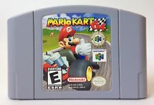 Nintendo 64 N64 Mario Kart 64 Authentic Video Game Cartridge