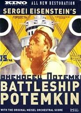 Battleship Potemkin 0738329055820 With Sergei Eisenstein DVD Region 1