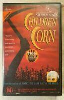 Children of the Corn VHS 1984 Horror Fritz Kiersch Triumph Home Vid (Ex-Rental)