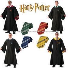 Harry Potter Cape Cloak Halloween Carnival Cosplay Party Costume Fancy Dress UK