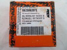 NEW KTM BALL BEARING 6207 TM-SX07E 39 # 0625062071