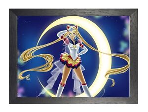 Sailor Moon 1 Usagi Tsukino Serena Tsukino Manga Anime Soldier Love and Justice