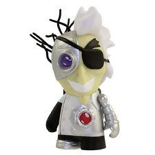 Kidrobot - Adult Swim Mini Figure - CYBORG SCIENTIST (Robot Chicken)(3.5 inch)
