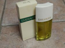 VTG COTY EMERAUDE  COLOGNE  SPRAY 1.5 fl oz, ORIGINAL BOX