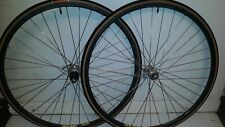 Mavic Sup Ceramic Wheelset, Campagnolo Chorus Hubs. Immaculate Condition.