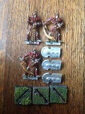 Warhammer. Tomb Kings. Tomb Guard. Metal.
