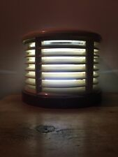 VINTAGE 1950-60s  LG 'HMV CONVERTED' AMBIANCE TABLE LAMP