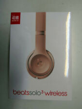 Beats Solo3 Wireless Over-Ear Kopfhörer – Rose Gold Headset kabellos NEU / OVP