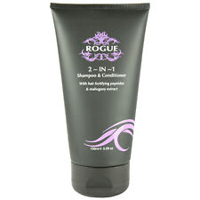 Men's 2 in 1 Shampoo & Conditioner By Rogue Strengthen Hair Follicles 150ml