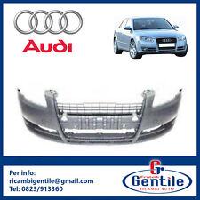 Audi A4 DAL 2004 - 2007 PARAURTI ANTERIORE CON PRIMER DA VERNICIARE