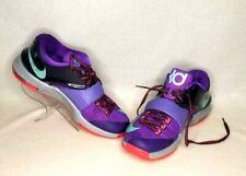 Nike KD 7 VII Cave Purple 653996-535 Basketball Shoes US Size 7
