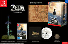 Zelda Breath of the Wild Collectors Edition - Nintendo Switch AUS *BRAND NEW*