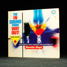 The Beastie Boys - The In Sound From Way Out - music cd EP