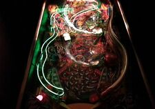 CIRCUS CIRQUS VOLTAIRE  Pinball Light Wire Mod
