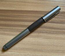 Lamy 096 Accent AL KW Wood Fine(F) Nib Fountain Pen 4026658
