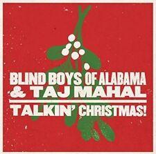 Talkin Christmas 0888750034724 by Blind Boys of Alabama & Taj Mahal CD
