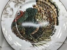 NEW Williams Sonoma Plymouth Turkey  Plates / never used