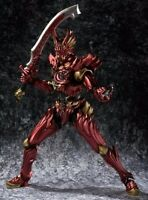 Makai Kadou Garo FLAME SWORD KNIGHT ZEN Action Figure NATIONS TAMASHII BANDAI
