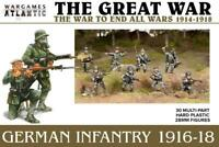 Wargames Atlantic - The Great War: German Infantry (1916-1918)