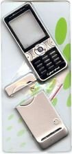 New!! Silver Housing / Fascia / Cover / Case for Sony Ericsson K550 / K550i