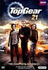 Top Gear 21 DVD 2014 3 Disc Set