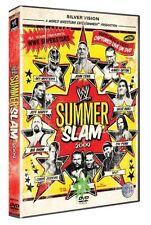 WWE Summerslam 2009 Orig DVD WWF Wrestling Randy Orton vs John Cena Steelbook