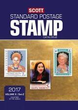 Scott 2017 Standard Postage Stamp Catalogue, Volume 6: San-Z (Scott-ExLibrary