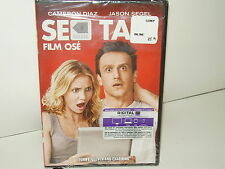 Sex Tape (DVD, Canadian, Region 1, Widescreen) NEW - Extras - No Tax