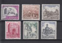 ESPAÑA (1975) NUEVO MNH SPAIN - EDIFIL 2266/71 TURISMO