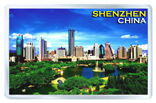 Shenzhen China Fridge Magnet Souvenir Magnet Kühlschrank