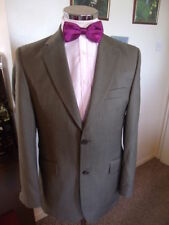 Checked Long Regular Size Wool Suits & Tailoring for Men