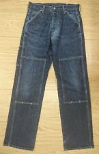 GENUINE mens original straight fit short worker jeans W29 x L32 excellent cond.
