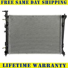 Radiator For 2010-2013 Kia Forte 2.0L 2.4L Lifetime Warranty Fast Free Shipping