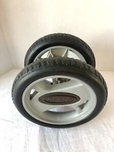 Graco Model #7132FNR3 Stroller Front Wheel Tire replacement Black
