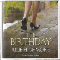 Julie Highmore The Birthday 9CD Audio Book Unabridged FASTPOST