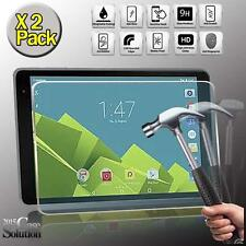 """2 Pack Tempered Glass Screen Protector for Vodafone Tab Prime 6 9.7"""" Tablet"""