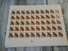 10 FULL MINT SHEETS of 50 American Kestrel 1¢ Stamps Scott # 3031 MNH Issue 1999