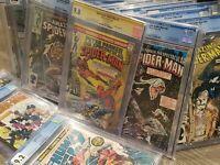 Spectacular Amazing Spider-Man 35 Cent Variant Lot CGC 9.6 9.8 + Lee #101 Gambit