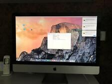 "Apple iMac 27"" 12,2 A1312 i5-2500S @ 2,7GHz 4GB 1TB (Mid 2011)"