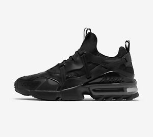 Nike Air Max Infinity Winter Triple Black Mens Trainers Multiple Sizes Brand New