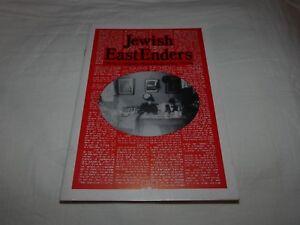Jewish East Enders Life in a Stepney Household 1920's Helen Carpenter London