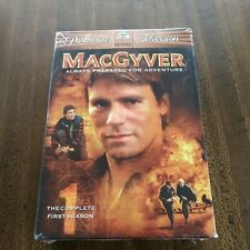 MacGyver: The Complete First Season (6-Disc Set) Original 1985 Series Dvd New